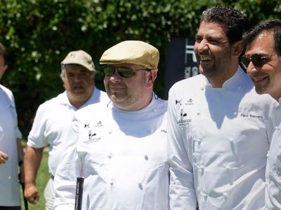 Chef & Golf