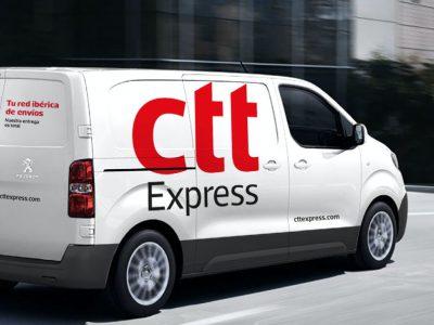 CTT Express nos designa como su agencia principal de marketing